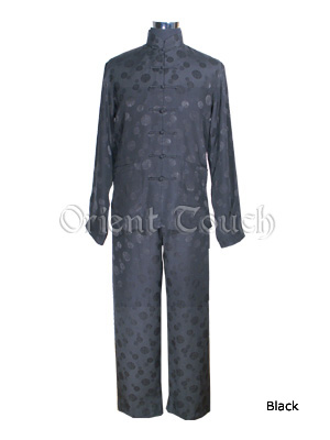 Longevity Silk Kung-Fu Suit